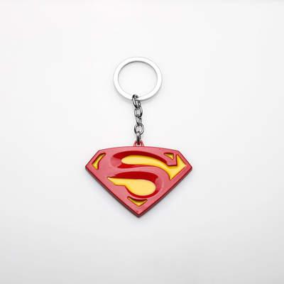 HH Superman Metal Anahtarlık