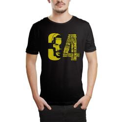 HH - Tankurt 34 Siyah T-shirt (Seçili Ürün) - Thumbnail