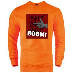 HH - Tankurt Boom Sweatshirt - Thumbnail