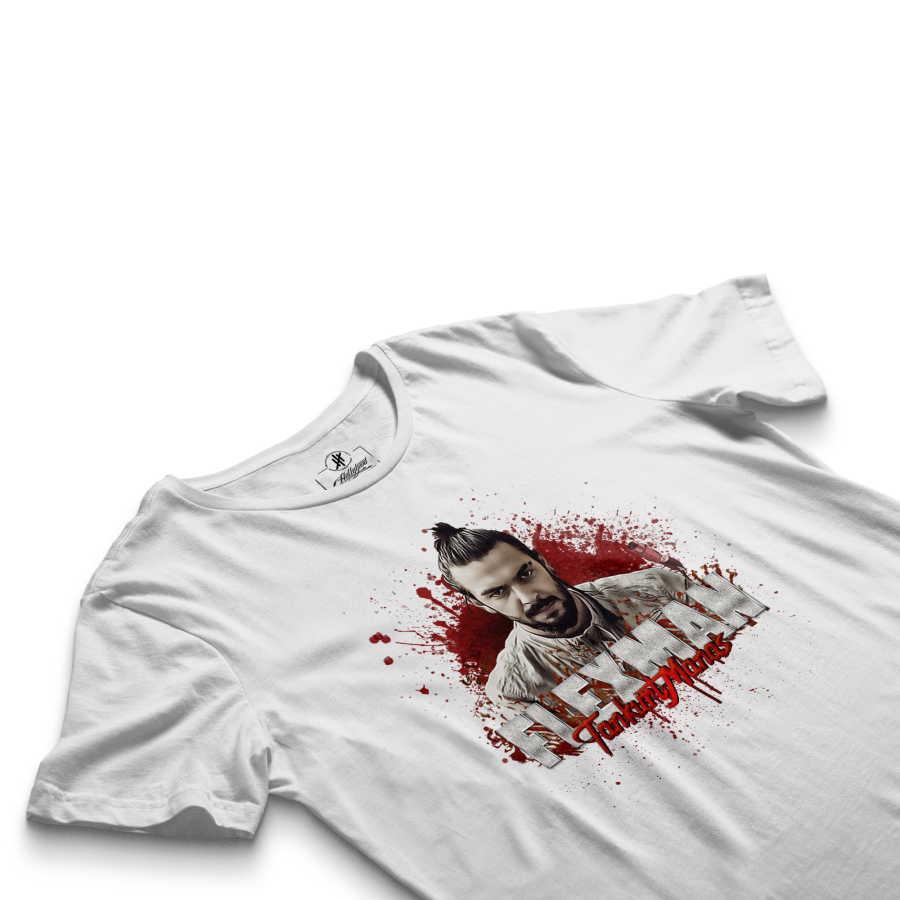 HH - Tankurt Flexman Beyaz T-shirt (Seçili Ürün)
