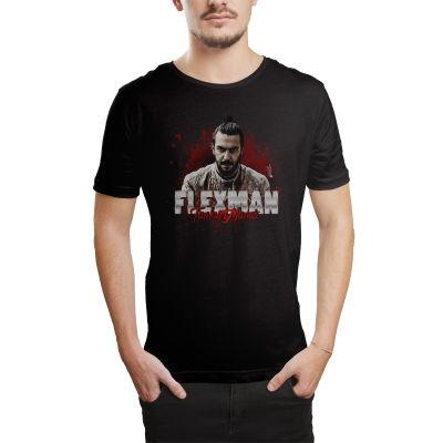 HH - Tankurt Flexman Siyah T-shirt (Seçili Ürün)
