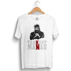 HH - Tankurt Manas 2 Beyaz T-shirt (Seçili Ürün) - Thumbnail