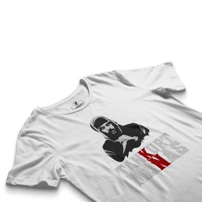 HH - Tankurt Manas 2 Beyaz T-shirt (Seçili Ürün)