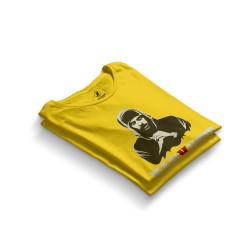 HH - Tankurt Manas 2 Sarı T-shirt (Seçili Ürün) - Thumbnail