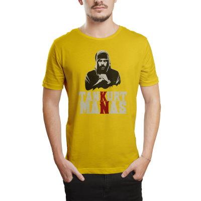 HH - Tankurt Manas 2 Sarı T-shirt (Seçili Ürün)