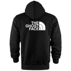 Back Off - HH - Back Off The Ghost Face Cepli Hoodie
