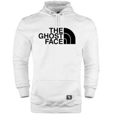 Outlet - HH - The Ghost Face Cepli Hoodie(Değişim ve İade Yoktur)
