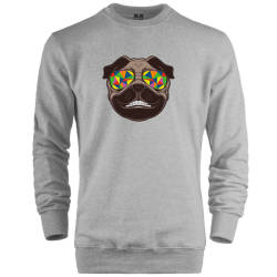 HH - The Street Design Colorfull Sweatshirt - Thumbnail