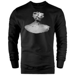 The Street Design - HH - The Street Design Grid Woman Sweatshirt (Fırsat Ürünü)