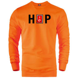 HH - The Street Design Hip Hop Sweatshirt - Thumbnail