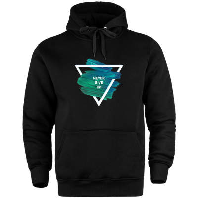 HH - Never Give Up Cepli Hoodie