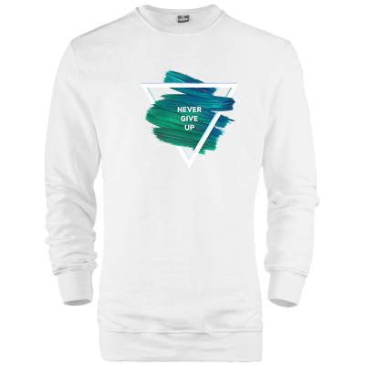 HH - The Street Design Never Give Up Sweatshirt