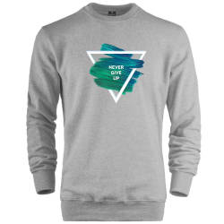 HH - Never Give Up Sweatshirt - Thumbnail