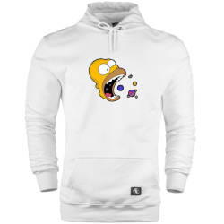 HH - The Street Design Simpsons Cepli Hoodie - Thumbnail