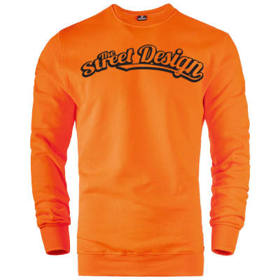 HH - HH - Street Design Tipografi Sweatshirt