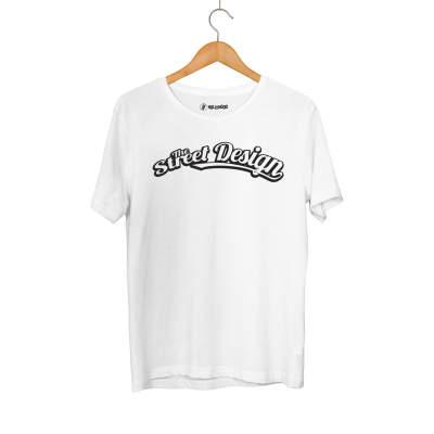 HH - The Street Design Tipografi T-shirt