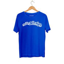 HH - The Street Design Tipografi T-shirt - Thumbnail