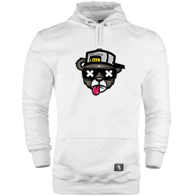 HH - The Street Design Zoom Bear Cepli Hoodie