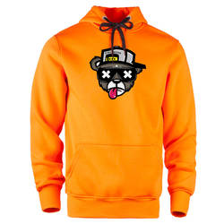 HH - Zoom Bear Cepli Hoodie - Thumbnail
