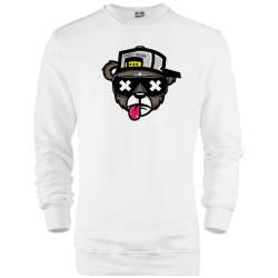 İndirim - HH - The Street Design Zoom Bear Sweatshirt (Fırsat Ürünü)