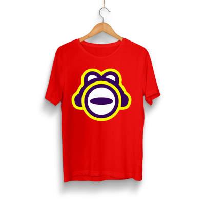 HH - ThetaBeta Logo Kırmızı T-shirt (Seçili Ürün)