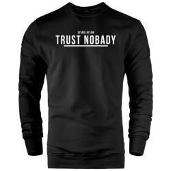 HH - Trust Nobady 2 Sweatshirt - Thumbnail
