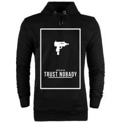 HH - Trust NoBady Cepsiz Hoodie - Thumbnail
