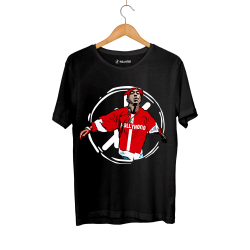HollyHood - HH - Tupac HH Siyah T-shirt