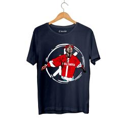 HollyHood - HH - Tupac HH Lacivert T-shirt