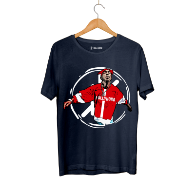 HH - Tupac HH Lacivert T-shirt