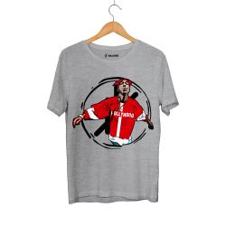 HollyHood - HH - Tupac HH Gri T-shirt