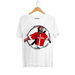 HollyHood - HH - Tupac HH Beyaz T-shirt