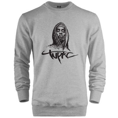 HH - Tupac Portre Sweatshirt
