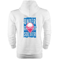 HH - Under Ground Soldier Cepli Hoodie - Thumbnail