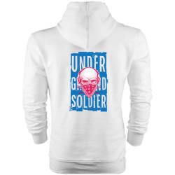 Back Off - HH - Back Off Under Ground Soldier Cepli Hoodie