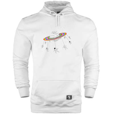 HH - The Street Design Unicorn Planet Cepli Hoodie
