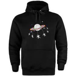 HH - Unicorn Planet Cepli Hoodie - Thumbnail