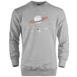 HH - The Street Design Unicorn Planet Sweatshirt - Thumbnail