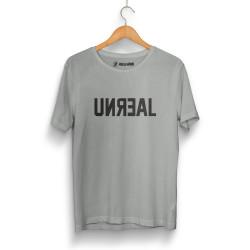 HH - Unreal Gri T-shirt (Seçili Ürün) - Thumbnail