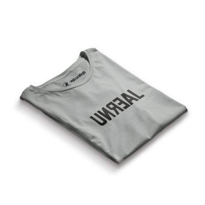 HH - Unreal Gri T-shirt (Seçili Ürün)