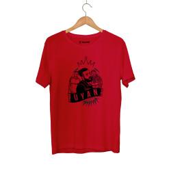 Canbay & Wolker - HH - Canbay & Walker Uyan Kırmızı T-shirt