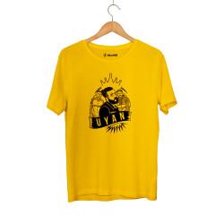 Velet - HH - Velet Uyan Sarı T-shirt