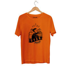 Canbay & Wolker - HH - Canbay & Wolker Uyan Turuncu T-shirt