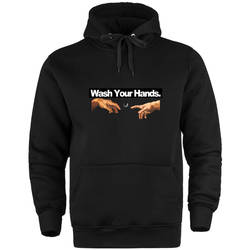 HH - Wash Your Hands Hoodie - Thumbnail