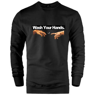 HH - Wash Your Hands Sweatshirt