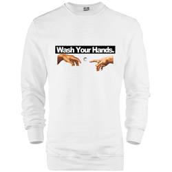 HH - Wash Your Hands Sweatshirt - Thumbnail