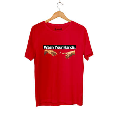 HH - Wash Your Hands T-shirt Tişört