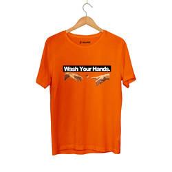 HH - Wash Your Hands T-shirt Tişört - Thumbnail