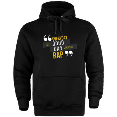 HH - When You Rap Cepli Hoodie