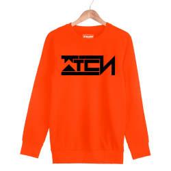 Wtcnn - HH - Wtcnn Logo Turuncu Sweatshirt
